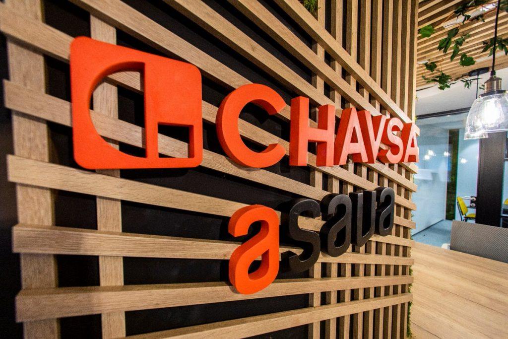 Chavsa oficina Madrid